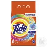 Порошок пральний Tide Color аромат Lenor автомат 2,5кг