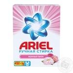 Порошок стиральный Ariel Нежный пион ручная стирка 450г