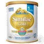 Смесь молочная Similac Gold 1 сухая с 1 до 6 месяцев 800г