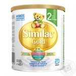 Similac Gold 2 dry milk mixture from 6 to 12 months 400g