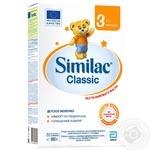 Смесь детская молочная Similac Classic 3 300г
