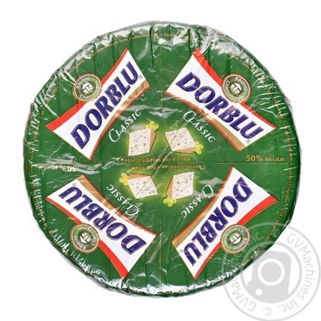 Сыр Kaserei Дорблю мягкий 50%