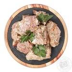 Шашлык из свинины по-грузински охлажденный