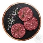 Бургер з яловичини класичний охолоджений