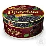 Торт БКК Пражский со смородиной 450г - купить, цены на Novus - фото 1
