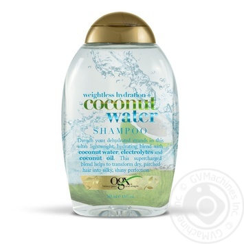 Ogx Shampoo with Coconut Water 385ml - buy, prices for MegaMarket - image 2