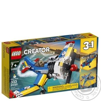 Конструктор Lego Спортивний літак31094