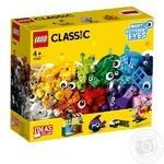 Конструктор Кубики та очі Lego 11003