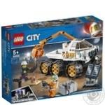 Конструктор Lego Тест-драйв планетохода