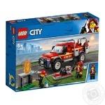 Конструктор Lego Вантажівка начальниці пожежної частини60231