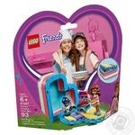 Конструктор Lego Коробка-серце: літо з Олівією41387
