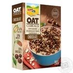 Сніданок сухий Bona Vita злаки вівсяні з шоколадом 350г
