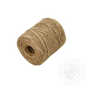 Шпагат пакувальний Радосвіт Пан канат бобіна 60м - купити, ціни на Ашан - фото 2