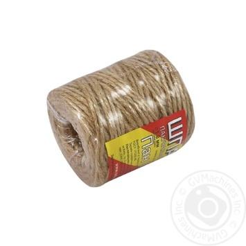 Шпагат пакувальний Радосвіт Пан канат бобіна 60м - купити, ціни на Ашан - фото 5