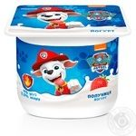 Danone Paw Patrol strawberry yogurt 2% 115g - buy, prices for Furshet - image 1