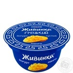Zhivinka Grezkiy mango yogurt 2% 135g