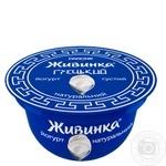 Йогурт Danone Живинка Грецький натуральний 2,4% 135г
