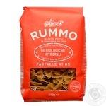 Rummo Le Biologiche Intergrali Pasta Farfalle №85 500g