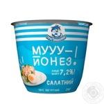 Соус йогуртний Простоквашино класичний 7,2% 250г