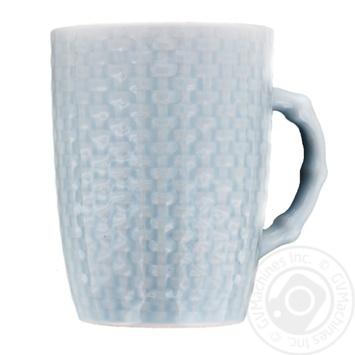 Чашка Marizel керамическая 161 CAP 365мл - купить, цены на Фуршет - фото 1