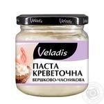 Паста креветочная Veladis сливочно-чесночная 150г