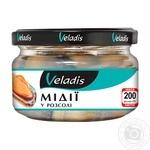 Veladis in pickle seafood muesli 200g