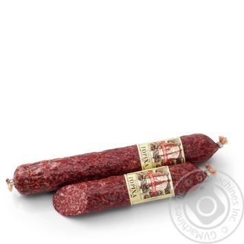 Saltivskiy MK Gorikhova raw-cured sausage