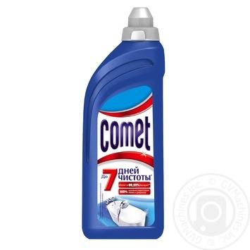Comet 7 Days Clean Bathroom Gel 500ml - buy, prices for Novus - image 4