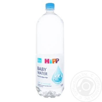 Drinking Baby Water HiPP 1.5l - buy, prices for MegaMarket - image 1