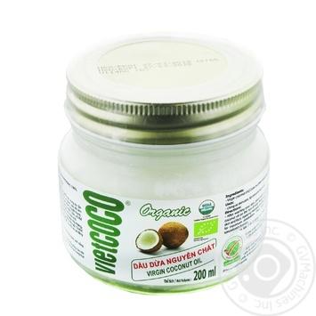 Oil coconut 200ml - buy, prices for MegaMarket - image 1