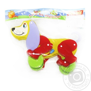 Polesie Bobi Wheelchair Dog Toy - buy, prices for Auchan - image 1