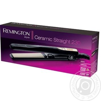 Щипцы-выпрямитель Remington для укладки волос S1005 E51 - купить, цены на Novus - фото 1