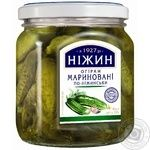 Nizhyn pickled cucumber 450g
