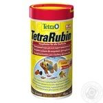 Tetra Rubin Food for Tropical Fish 250ml