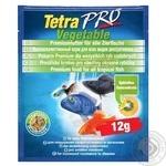 Корм Tetra TetraPRO Vegetable для декоративних рибок 12г