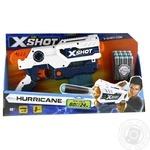 Зброя ігрова Бластер 10 патронів Small Hurricane Zuru