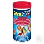 Корм Tetra PRO Colour для декоративных рыбок 250мл