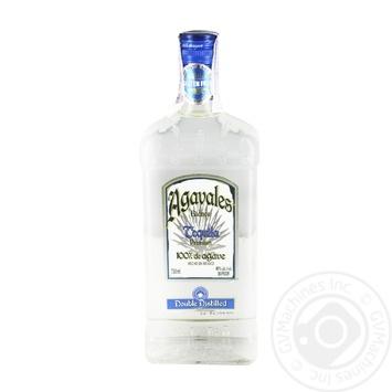 Текила Agavales Blanco 40% 750мл - купить, цены на МегаМаркет - фото 1