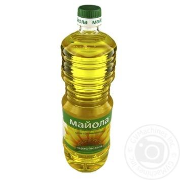 Oil Mayola sunflower unrefined 850ml