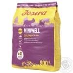 Josera Miniwell Small Dogs Dry Feed 900g