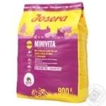 Корм сухий Josera Minivita 900г