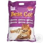 Наповнювач для туалетів Best Cat Purple Lawanda 10л х4