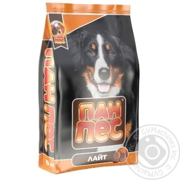 Food dry for dogs 10000g