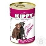 Консерва для собак KIPPY паштет Active 1,25кг