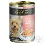Food Edel cat for pets 400g