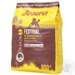 Корм Josera Festival схой для требовательных собак 900г