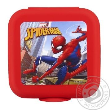 Ланчбокс дитячий Herevin Disney Spiderman2
