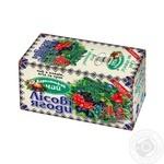 Чай травяной Карпатский чай лесные ягоды в пакетиках 42х2г