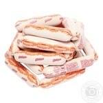 Globos Sausages with milk first grade weighable - buy, prices for Furshet - image 1