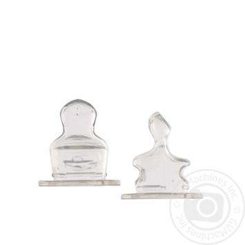 Соска Baby Team силиконовая ортодонтическая 2шт - купить, цены на Novus - фото 2